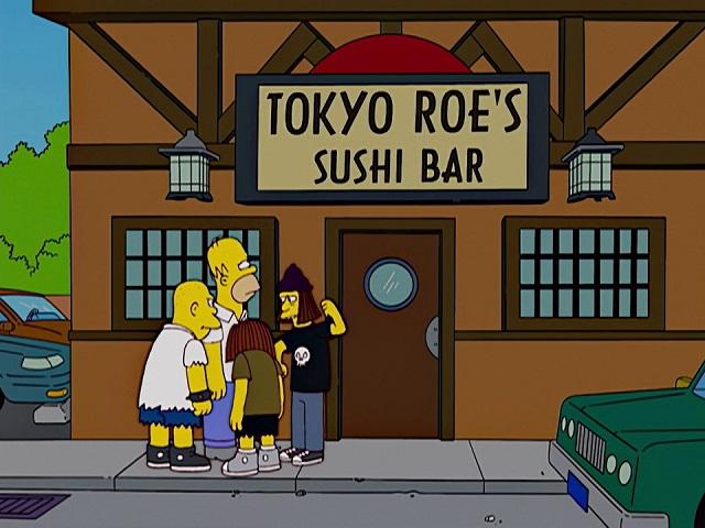 Tokyo Roe's Sushi Bar Screenshot